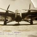 О моем отце. Трофейный самолет