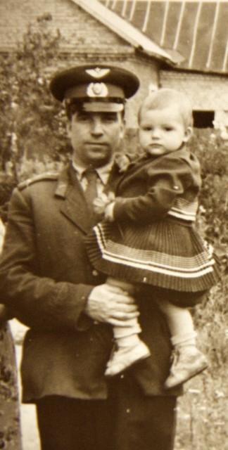 Мы с отцом