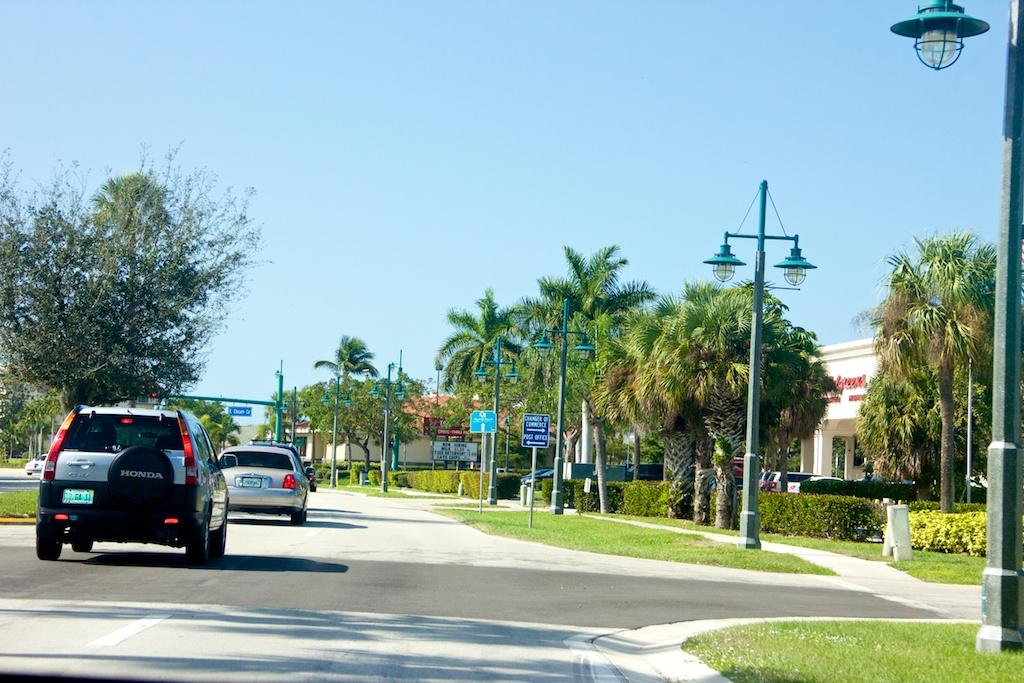 Флорида. В пути