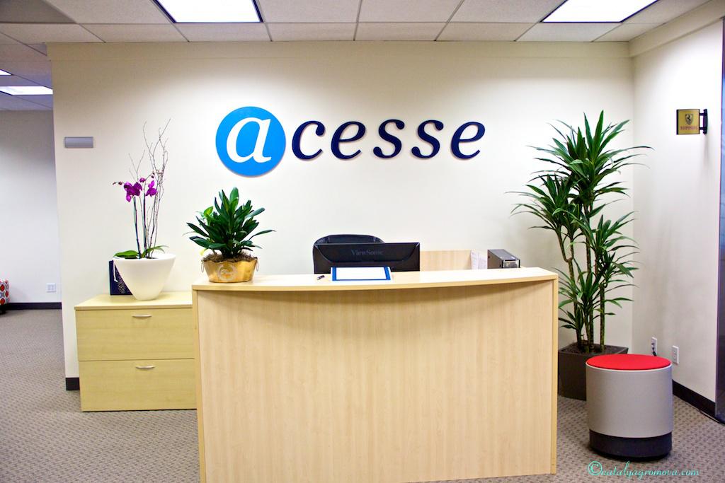 Acesse — Силиконовая Долина